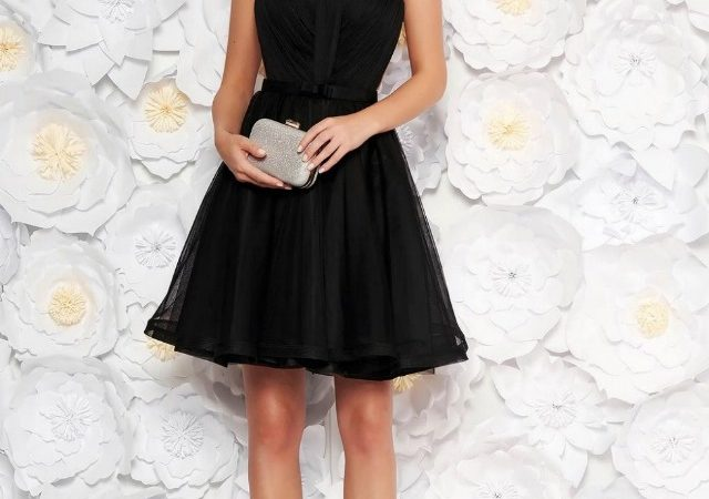 6 rochii elegante si stilate pentru silueta ta