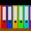 Biblioraftul este un accesoriu util pentru pastrarea documentelor in deplina siguranta