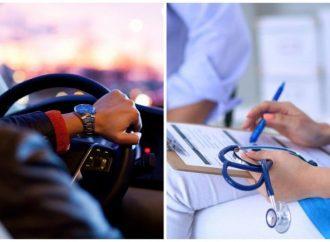 Fisa medicala pentru permisul auto