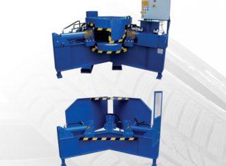 Avantajele echipamentelor de presare cauciucuri