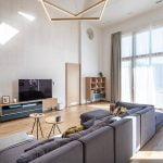Casa pasivă Buhnici: îmbinarea tehnologiei moderne cu elemente rustice săsești FOTO