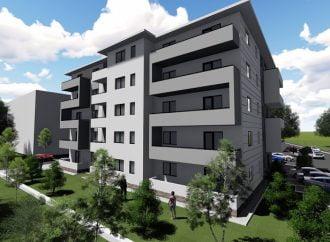 Cireșar 26: apartamente noi în imobil cu regim redus de înălțime, zonă verde, liniștită (P)