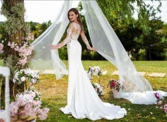Alege rochia de mireasa perfecta. Tendinte 2020 pentru viitoarele mirese