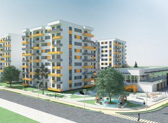 Grandis Residence: un nou ansamblu rezidențial de amploare în Brașov, zona Tractorul (P)