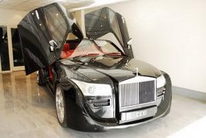 Rolls-Royce a vandut anul trecut un numar record de 5.152 de automobile