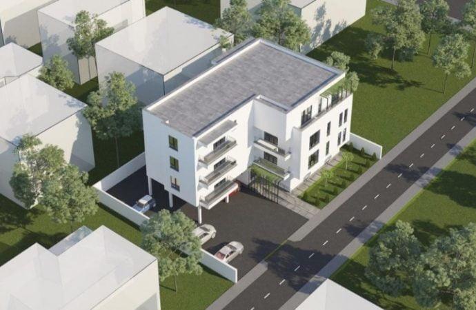 Muratic Residence: apartamente noi, cu design futurist, într-un ansamblu rezidențial de tip boutique din zona Pipera (P)