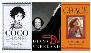 8 cărți cu și despre modă pe care ai acum timp să le citești