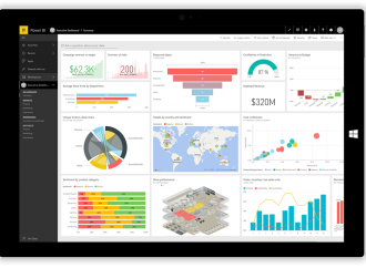 Power BI, un program eficient care transforma datele in informatii