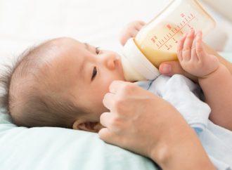 Cum sa alegi cel mai bun lapte praf pentru bebelusul tau?
